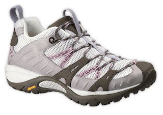 Style Athletics Pink Tan Merrell Hiking Shoes
