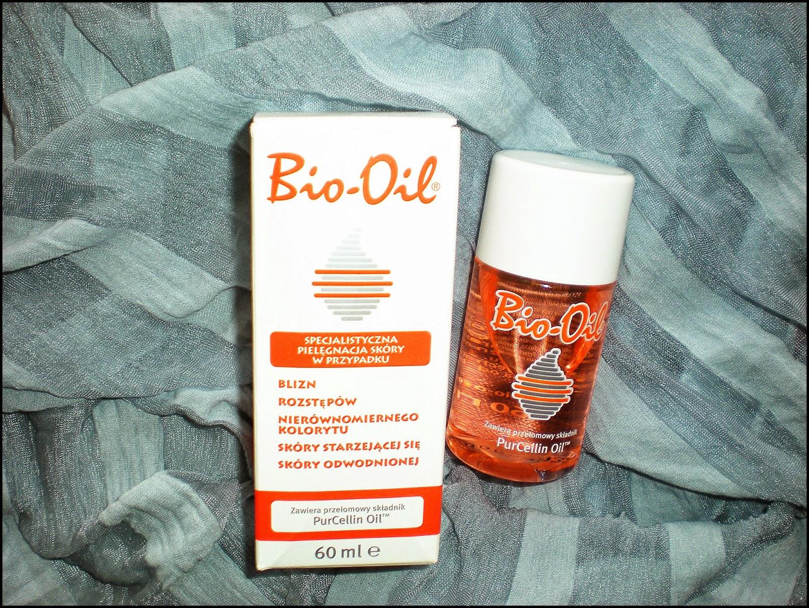 Uniwersalny olejek to twarzy i ciała Bio Oil