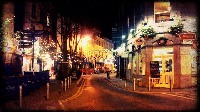 Galway Christmas Pathological Gomez
