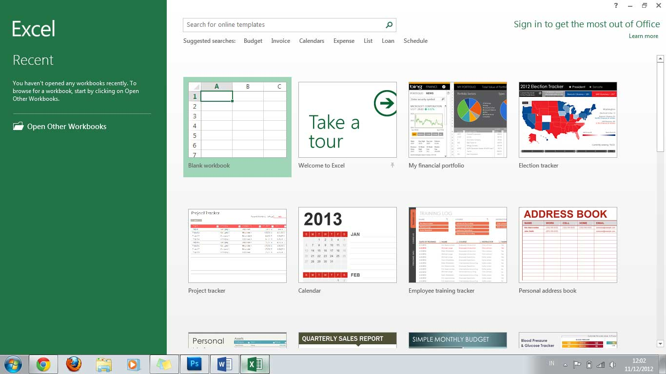 Microsoft Excel 2013 Advanced Online Excel Training