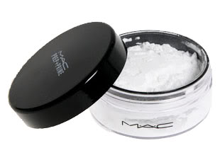 MAC Prep + Prime Transparent Finishing powder review