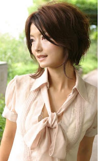 Asian Layered Hairstyle Ideas - Layered hairstyle for women