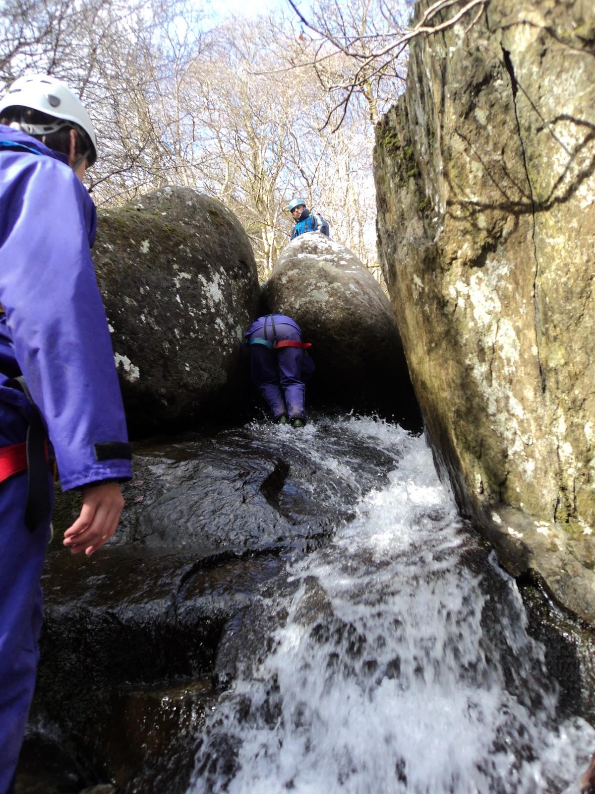 my Wales Adventure Gorge