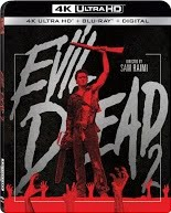 EVIL DEAD 2 on 4K Ultra HD