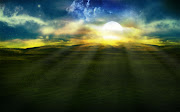 Panoramic Wallpaper of Windows 7