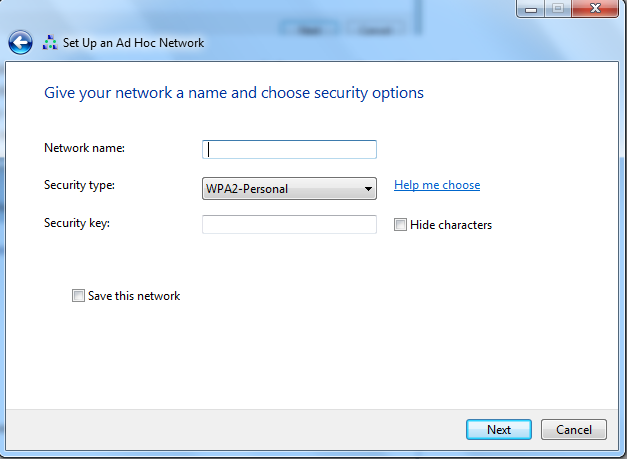 Create A hotspot without Any Softwares