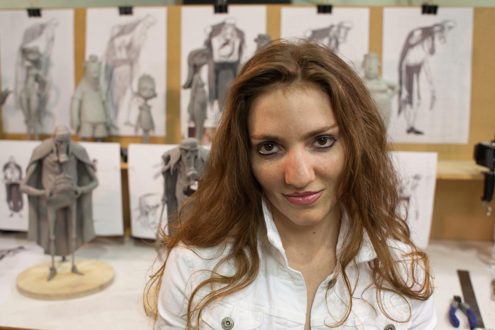 Heidi Smith Character Design Class : Heidi smith interview gallery