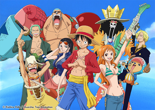 Episode Spesial 'One Piece' Pamerkan Video Trailer Kedua