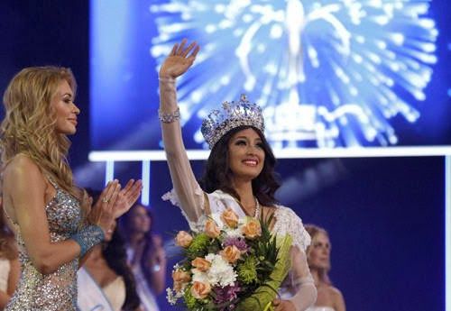 Miss Supranational 2013