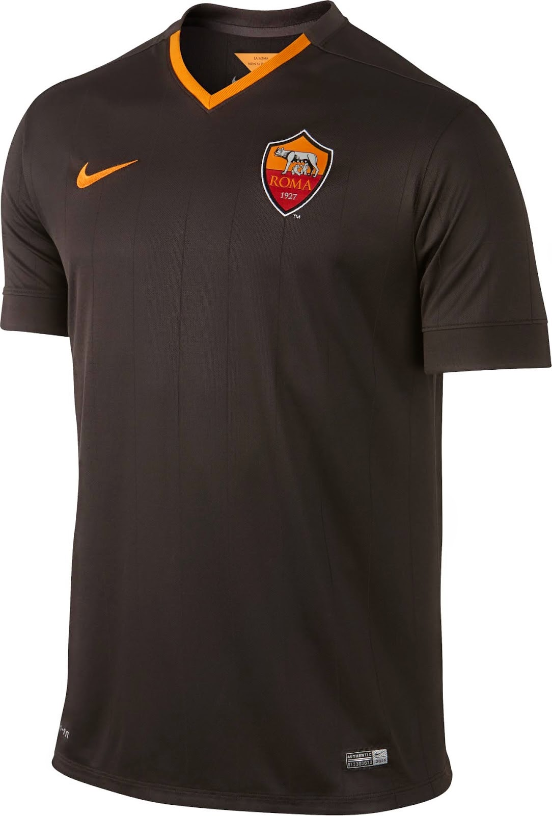 Nike AS Roma 14-15 Third Kit