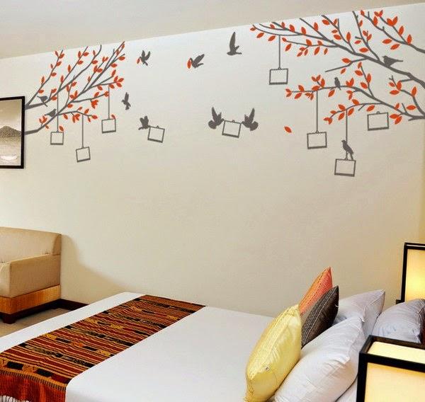 wallpaper penghias dinding rumah minimalis