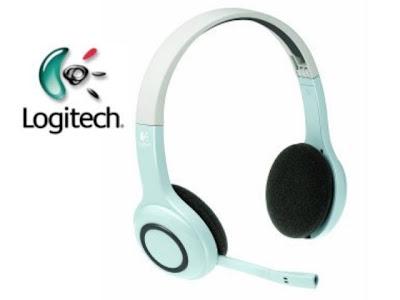 logitech wireless bluetooth headphone harga terjangkau