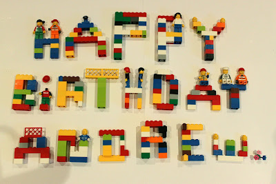 Narioka Lego birthday card – Lego Birthday Card