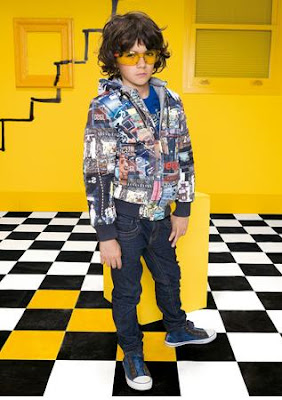 Desigual Kids - Kollektion 2012/2013