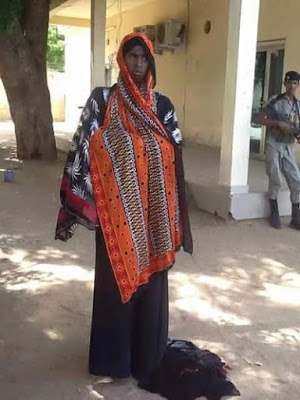 Man Who Disguised As Female Arrested Near Suicide Attack in Chad