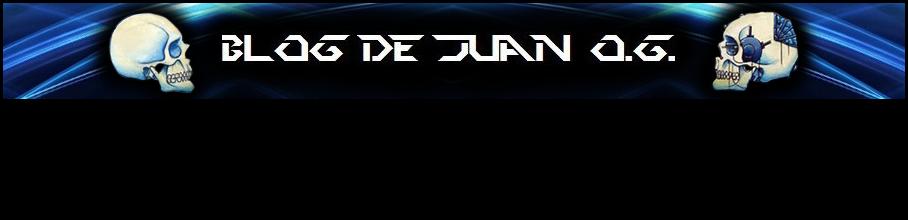 Blog de Juan O. G.