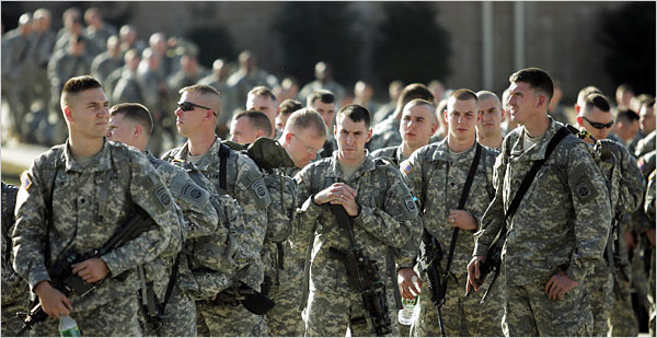 Shock report: 10,700 men raped in the US military