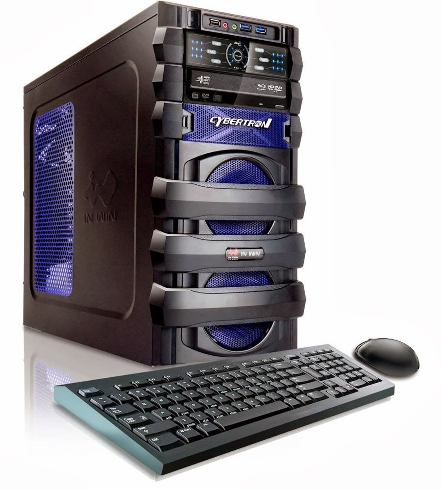 CybertronPC GM2222D 5150 Escape