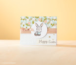 Stamp of the Month - Easter Bunny