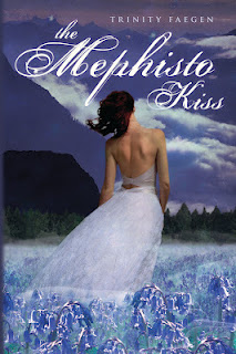 Review of The Mephisto Kiss by Trinity Faegen published by Egmont