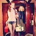 Frances Coombe & Anastasia Ivanova in Vogue Italia September 2015 by Ellen Von Unwerth