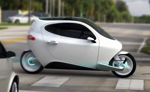 Mobil Motor Pintar Masa Depan