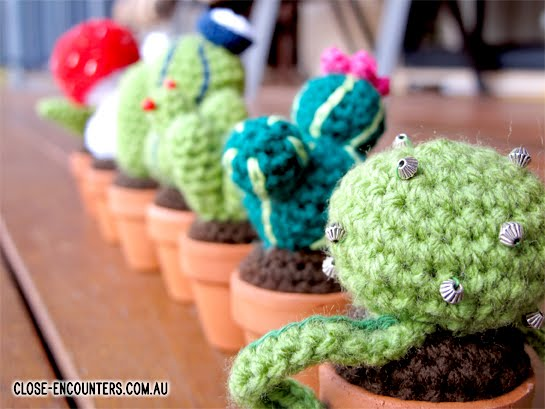 Close Encounters: Crochet Creations by Danni Close ...