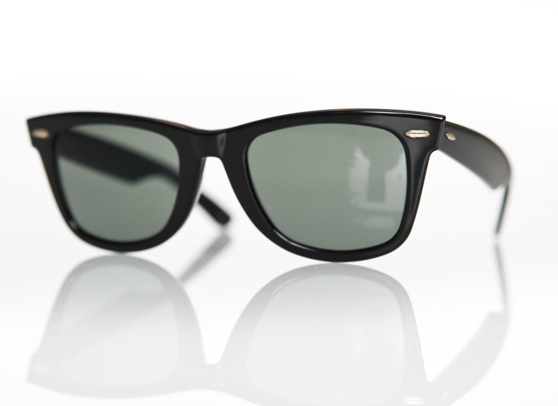 Rare vintage retro sunglasses september 2011 for Ray ban wayfarer verre miroir