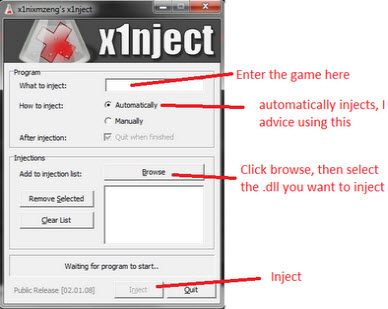 Free Download aplikasi PerX Injector Lost Saga Terbaru 2012