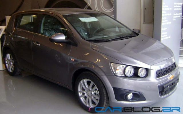 Chevrolet Sonic 2013 HATCH conza