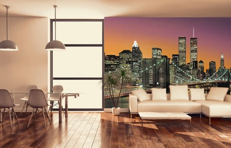 City Wallpaper For Walls