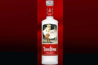 Vodka Marilyn Monroe
