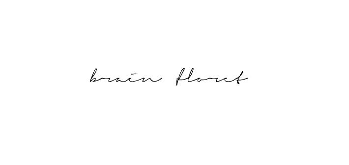 brain floret
