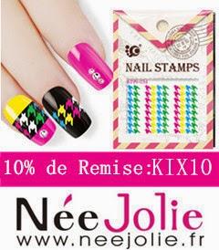 partanariat, Née Jolie, code promo, bullelodie