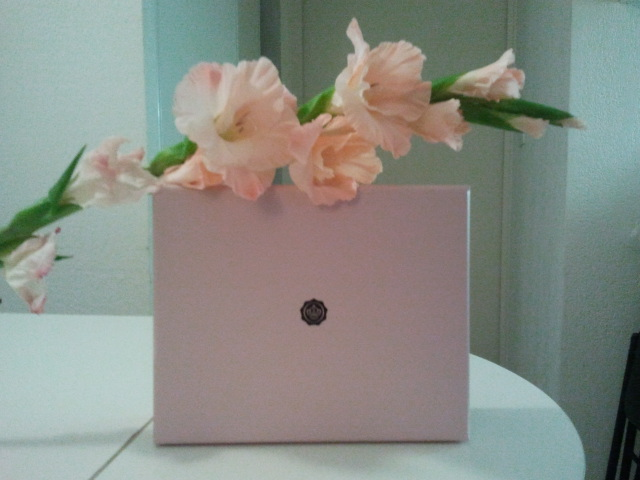 Ma (première) Glossybox de juillet