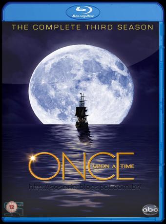Once Upon A Time 3 Temporada Dublado e Legendado HDTV/Bluray Completa