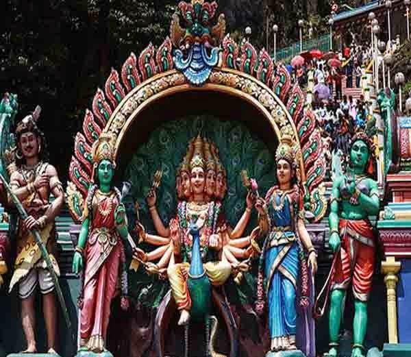 कार्तिकेय मंदिर, पुष्कर, राजस्थान (Kartikaye Temple, Pushkar, Rajastahn)