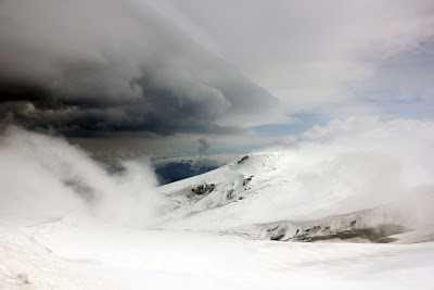 Eyjafjallajokull view
