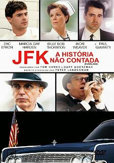 Assistir JFK: A História Não Contada Dublado Online HD