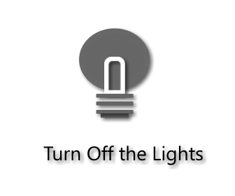 dim light | turn off light | Chrome add-on | light | turn off | dim