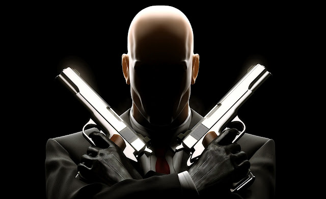 hitman io interactive first third person shooter