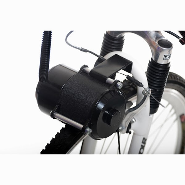 Electric Motor Kits For Push Bikes: Monster Scooter Parts Blog: Bike & Scooter Accessories