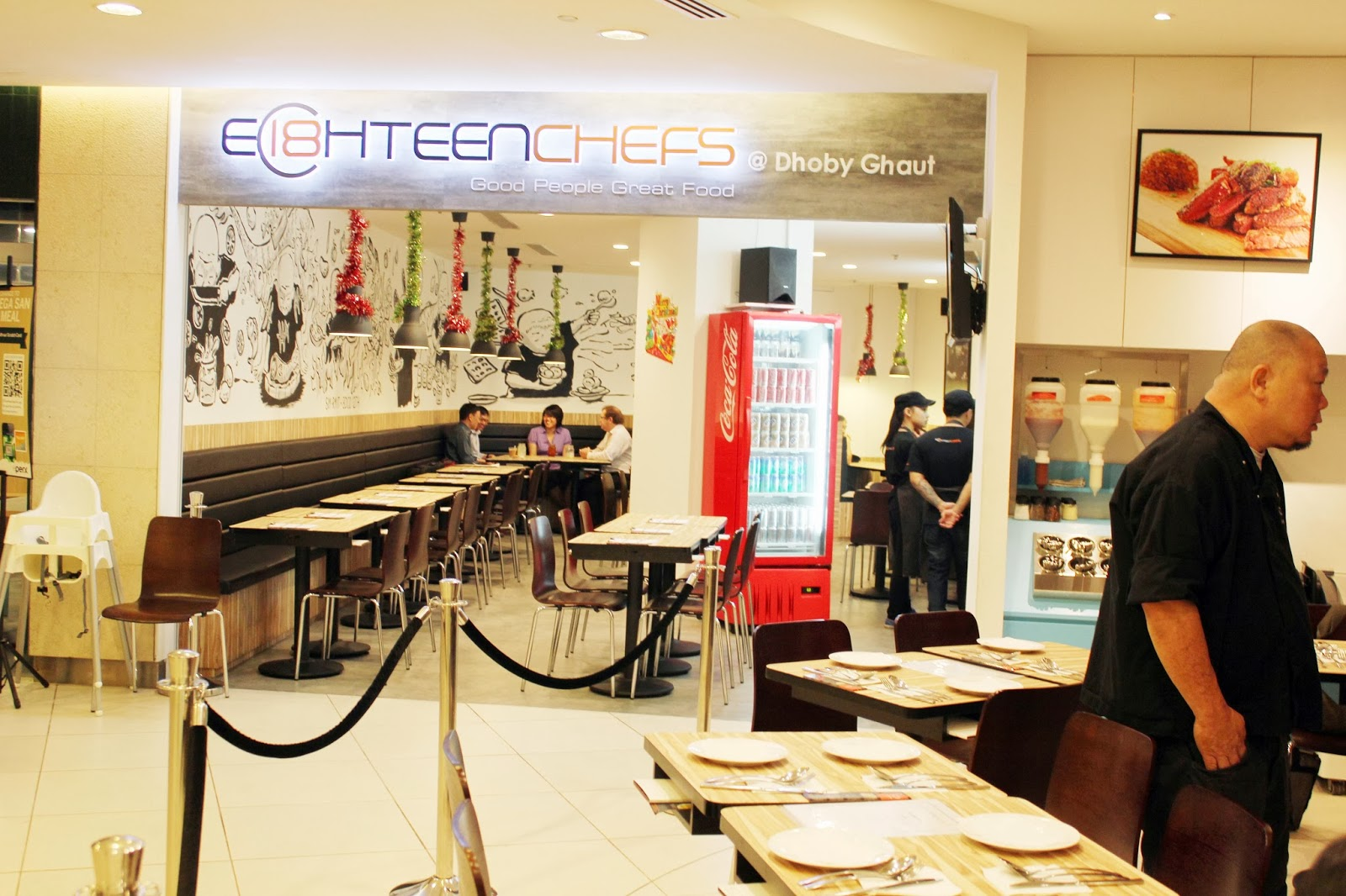 Food review eighteen chefs singapore - My Experience At Eighteen Chefs The Cathay