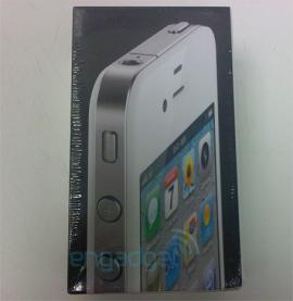 White iPhone 4 slips