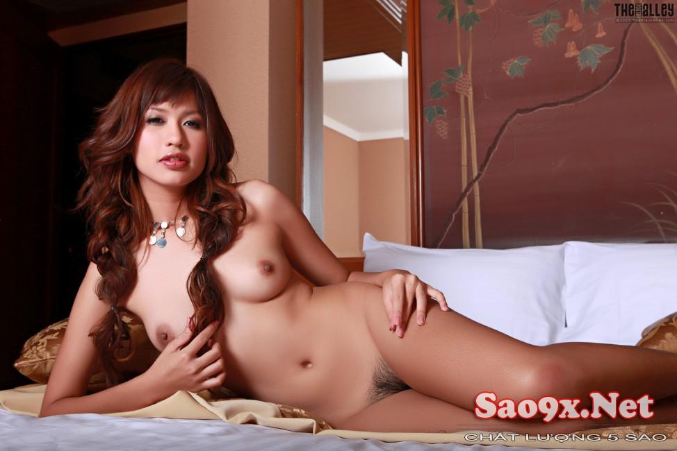05 Xem hình ảnh sex hot girl asian khoe mu lồn đẹp