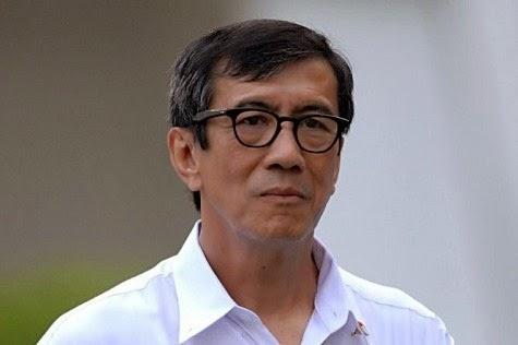 Yasonna Hamonangan Laoly Menteri Hukum dan HAM
