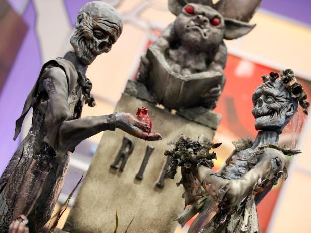 Fright Bites: Halloween Wars Returns Tonight on Food Network!