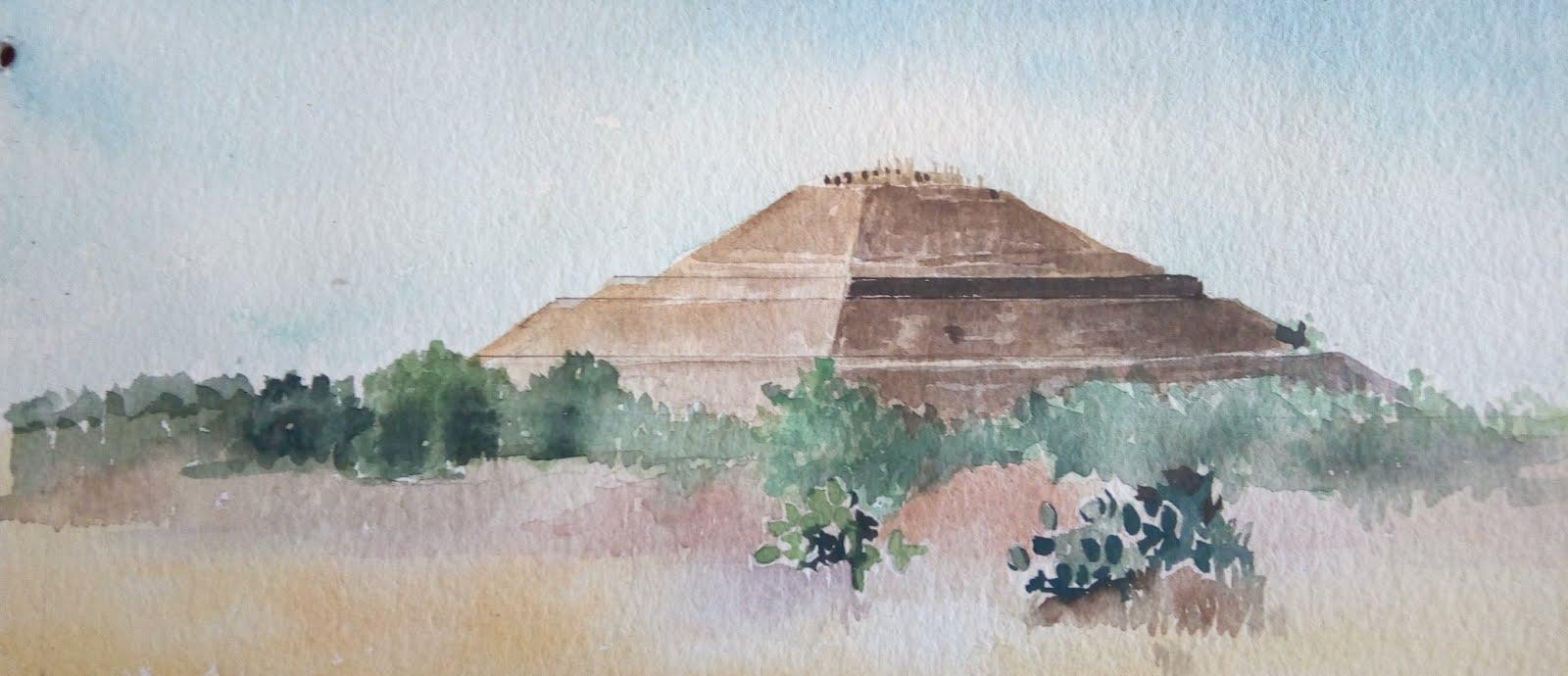 Teotihuacán, Edomex