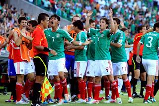 Hoy México a hacer historia de nuevo