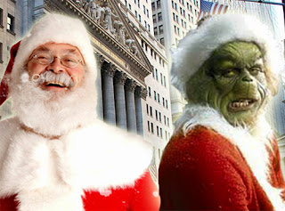 Will Wall Street rally go into Santa mode.